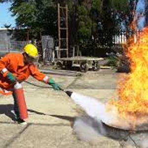 Corso per addetti antincendio